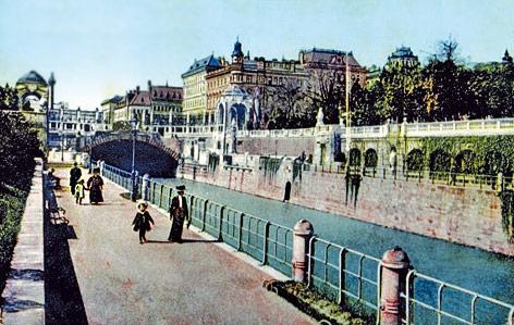 Stadtpark früher