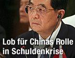 Chinas Staats- und Parteichef Hu Jintao