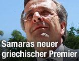 Griechischer Premier Antonis Samaras