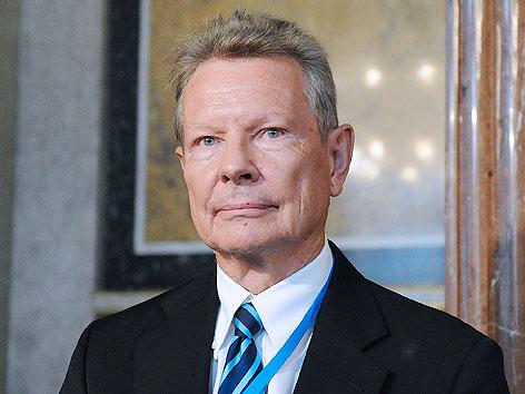 Der ehemalige Generaldirektor für öffentliche Sicherheit Erik Buxbaum