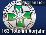 Logo des Bergrettungsdienstes