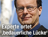 Politikwissenschafter Hubert Sickinger