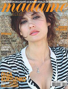 Madame Figaro Cover