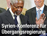 Kofi Annan, Syrien-Vermittler von UNO und Arabischer Liga