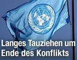 UNO-Fahne