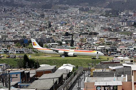 Flughafen Quito