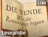 """Buchcover von """"Die Wende - Wie die Renaissance begann"""""""