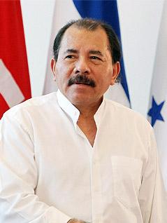 Nicaraguas Präsident Manuel Ortega
