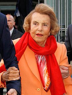 L'Oréal-Milliardärin Liliane Bettencourt