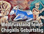 """""""Der Viehhaendler"""" von Marc Chagall"""