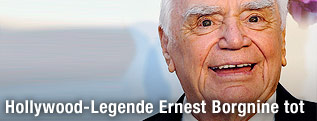 Ernest Borgnine 2009 in New York