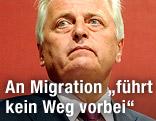 Sozialminister Rudolf Hundstorfer