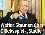 Leo Wallner, Ex-Vorstand der Casinos Austria