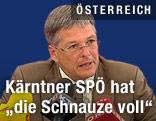 Kärntner SPÖ-Chef Peter Kaiser