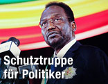 Übergangspräsident Dioncounda Traore