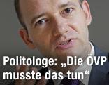 Politologe Thomas Hofer