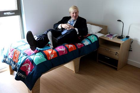 Bürgermeister von London, Boris Johnson