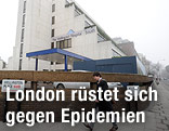 Wellington Krankenhaus in London