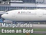 Flugzeug der US-Fluglinie Delta