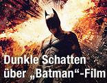 "Filmplakat  ""Dark Knight Rises"""