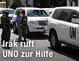 Fahrzeuge der UN