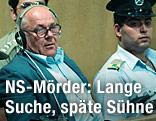 NS-Kriegsverbrecher John Demjanjuk