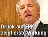Gerhard Dörfler, Landeshauptmann von Kärnten