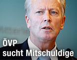 Wirtschaftsminister Reinhold Mitterlehner