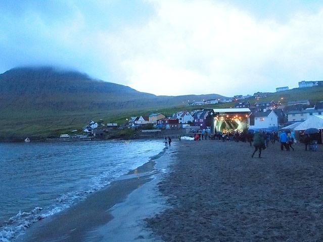 Das G! Festival auf den Färöern
