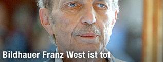 Künstler Franz West