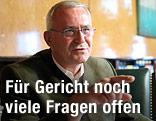 Dritte Nationalratspräsident Martin Graf (FPÖ)
