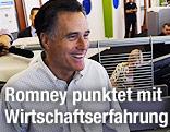 Republikanischer Präsidentschaftskandidat Romney