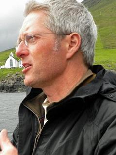 Journalist Claus Vittus