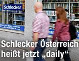 Schlecker-Filiale in Wien