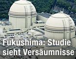 Japanisches Atomkraftwerk