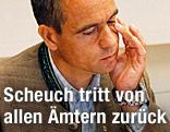 Kärntens Hauptmann-Stellvertreter Uwe Scheuch