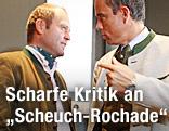 Uwe und Kurt Scheuch