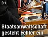 Verhandlung in Causa Birnbachrer