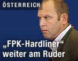 Kurt Scheuch, zukünftiger FPK-Obmann in Kärnten
