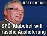 Reinhart Rohr, Klubobmann der Kärntner SPÖ