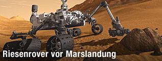 "Marsmobil ""Curiosity"""