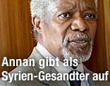 Syrien-Gesandter Kofi Annan