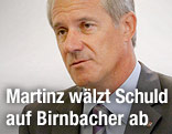 Der ehemalige Kärntner ÖVP-Obmann Josef Martinz