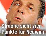 Heinz Christian Strache, Bundesparteiobmann der FPÖ