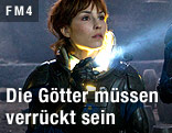 "Noomi Rapace in ""Prometheus - Dunkle Zeichen"""
