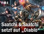 """Bild vom Computerspiel """"Diablo"""""""