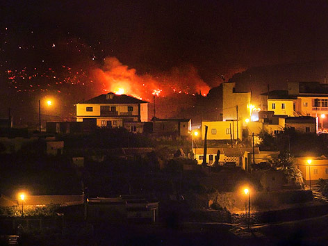 Brände auf La Gomera
