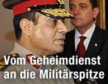 Ägyptens Verteidigungsminister Abdel-Fattah Al-Sisi