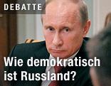 Russland-Präsident Wladimier Putin