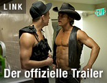 Mike (Channing Tatum) und sein Boss Dallas (Matthew McConaughey)